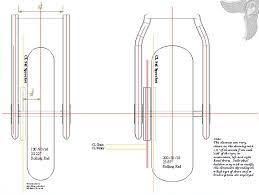 techtips building your custom motorcycle frame part 3 bikermetric