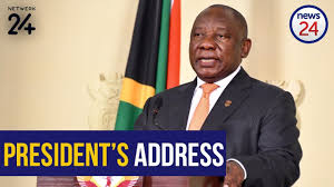 This evening, as i stand here before you, our nation is confronted by the gravest crisis in the history of our democracy. Watch Live President Cyril Ramaphosa Addresses The Nation On Lockdown Day 59 Youtube