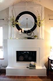 decorating a fireplace mantel decorating fireplace mantel mirror branches decorating fireplace mantel with tv decorating a fireplace mantel