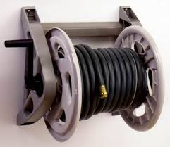 suncast wm200 wall mounted hosehandler hose reel