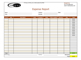 Free Business Expense Tracker Template Personal Expenses Spreadsheet Monthly 135946600303 Business