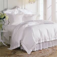 sferra bedding i adore this bed for a beach house its so fresh ad clean