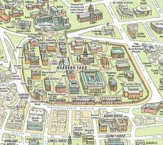 simmons college campus map. campus maps simmons college map a