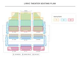 Broadway Theatre Nyc Seating Chart