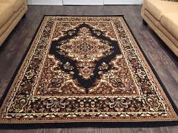 beautiful traditional persian style area rugs 8x11 black 8x11 area rugs