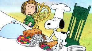 Charlie Brown Thanksgiving ...