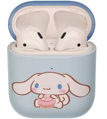 Online shopping for great collection with promotional sales. Amazon Com Sanrio Compatible With Airpods Case Protective Hard Pc Shell Cute Cover Cinnamoroll Home Audio Theater