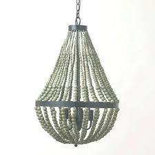 blue bead chandelier the best bead chandelier ideas on wooden beaded throughout blue beaded chandelier plans