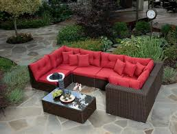 patio patio sets for patio furniture home depot a set of red chair with
