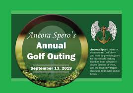 Ancora Speros Golf Outing Flyer