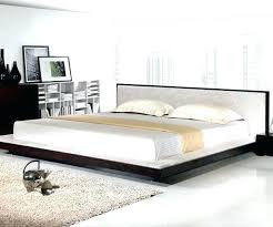 low profile king bed frame – oceannomad.co