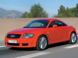 Audi TT Coupé technical details, history, photos on Better Parts LTD