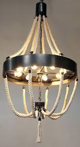 jute chandelier shade pole wrapped jute chandelier wrapped