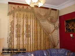 Modern Curtains For Living Room Modern Style Curtains For Living Room Simple House Designs Modern