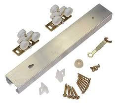 "100PD Commercial Grade Pocket/Sliding Door Hardware (48"") - Buy Online in  El Salvador. 