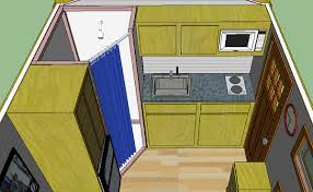 For $5 you get the complete 32 page full color step by step plans for the  Redhawk Micro-Cabin.