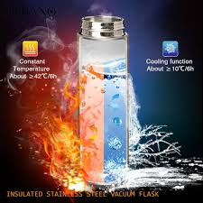 Image result for LIFE Vacuum Cup 500ml Stainless Steel Water Bottle Thermos DESCRIPTION