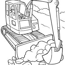 construction truck coloring pages digger pictures to print and color construction trucks coloring pages construction truck