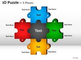 24 Pieces Puzzle Template Printable Invitation Templates