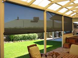 bamboo patio shades best