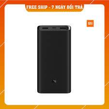 Free ship - hàng chính hãng] Sạc Dự Phòng Xiaomi 20000mAh gen 3 pro 50W -  Bảo hành chính hãng 1 năm