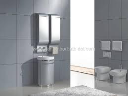 Lighted Bathroom Mirror Cabinet Bathroom Simple Corner Bathroom Cabinet Mirror And White Bathroom