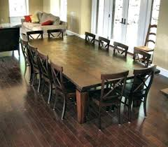 large wood for table top slab solid tops long wooden kitchen furniture best dining room drop large wood for table top
