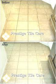 clean tile floor how cleaning tile floor with white vinegar