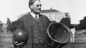 of Basketball inventor Dr James Naismith