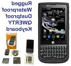 NEC Terrain 8GB Black AT&T Rugged ...