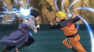Naruto vs Sasuke Wallpapers - Top Free ...