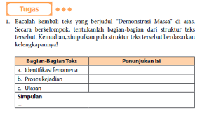 Kunci jawaban paket bahasa jawa kelas 8 semester 1. Kunci Jawaban B Indonesia Kelas Xi Smk Sma Revisi 2017