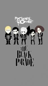 anime my chemical romance the black parade iphone 6 6s phone wallpaper anime by mitsukineko wallpaper by me like it if you use or save