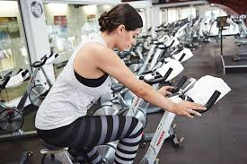 share this link copy while it s often overlooked at the gym the exercise bike can help you