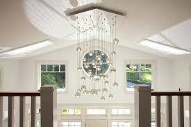 two story foyer chandelier amazing transitional entrance jodi foster interior design 11