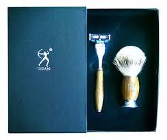<b>Titan 1918</b> Набор для бритья Зеленое сандаловое дерево арт ...