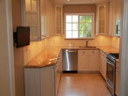 U Shaped Kitchen Small Kitchen Small U Shaped Kitchen L Shaped Galley Kitchen Designs