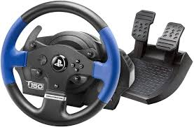 amazon com thrustmaster t150 rs racing wheel for playstation4 image unavailable image not available for