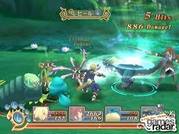 Tales Of Symphonia Dawn Of The New World Gamesradar
