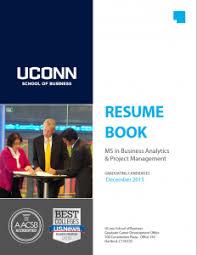 ... MSBAPM resume book