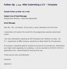 Follow Up Email After No Response From Client Followup Job