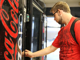 Fundraising Vending Machines Extraordinary Healthy Eating' Rules Just Expanded School Vending Machines
