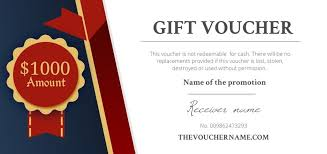Gift Voucher Template How To Create A Gift Voucher Online