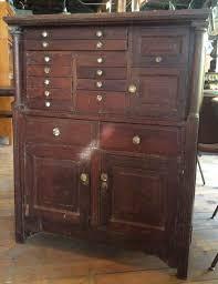 Antique Metal Dental Cabinet All Furniture Portland Architectural Salvage