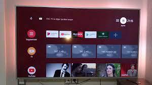 Philips Android TV Klavye Dili Değiştirme Sorunu Çözüm - YouTube