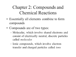 Elements, Mixtures, Compounds Year 9 - Lessons - Tes Teach