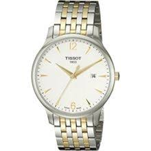 tissot online store the best prices online in iprice tissot watch tradition silver stainless steel case two tone stainless steel bracelet