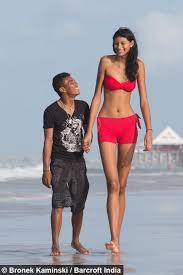 Big women small boy