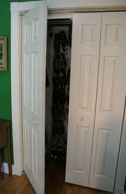 double french closet doors. converting a bi-fold door. diy closet doorsfrench double french doors