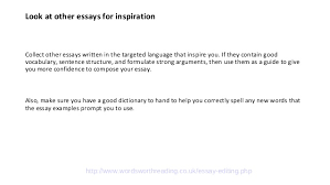 proofreading top tips for writing and essay in a foreign language
